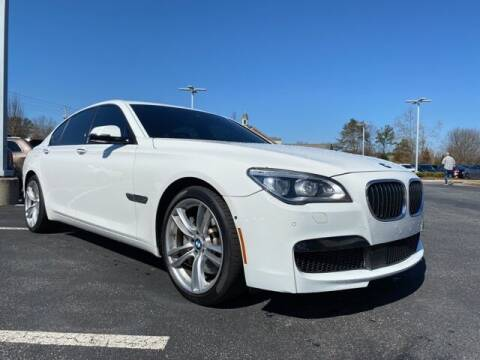 2014 BMW 7 Series for sale at Southern Auto Solutions - Lou Sobh Honda in Marietta GA