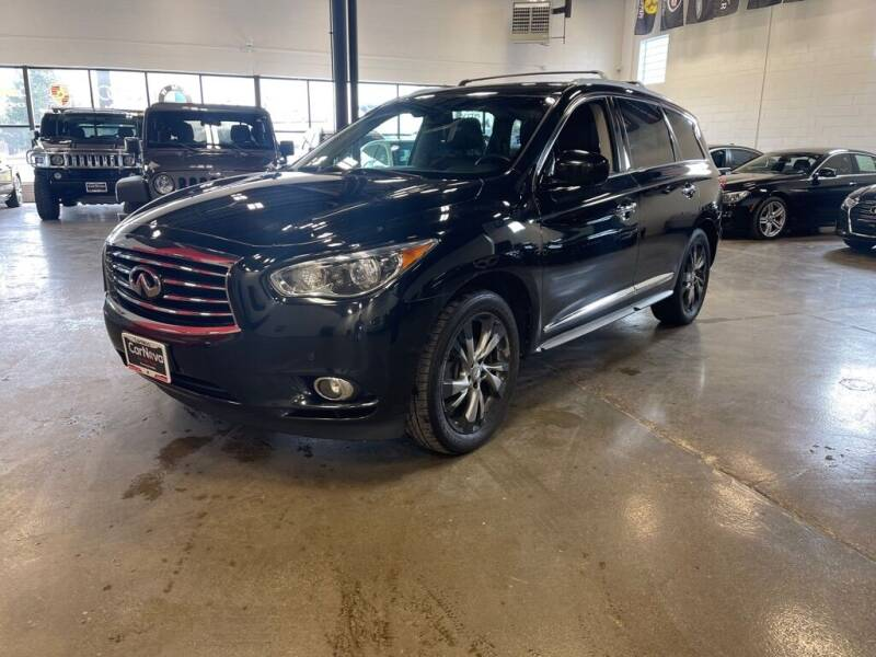 2013 Infiniti JX35 for sale at CarNova in Sterling Heights MI