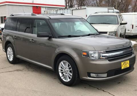 2014 Ford Flex for sale at Central City Auto West in Lewistown MT