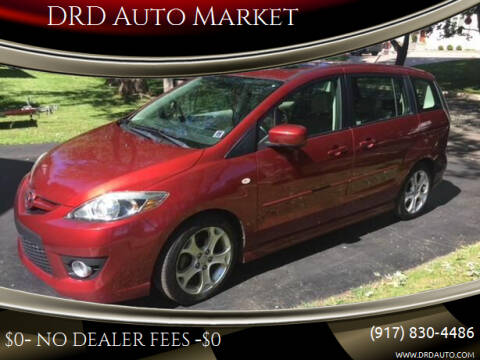 2009 Mazda MAZDA5 for sale at DRD Auto Market in Flushing NY