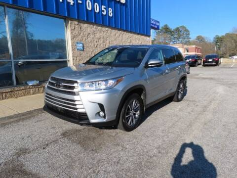 2019 Toyota Highlander for sale at Southern Auto Solutions - 1st Choice Autos in Marietta GA