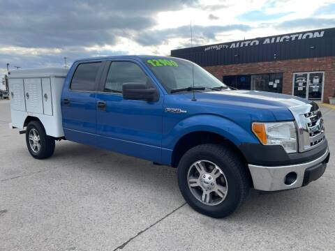 2010 Ford F-150 for sale at Motor City Auto Auction in Fraser MI