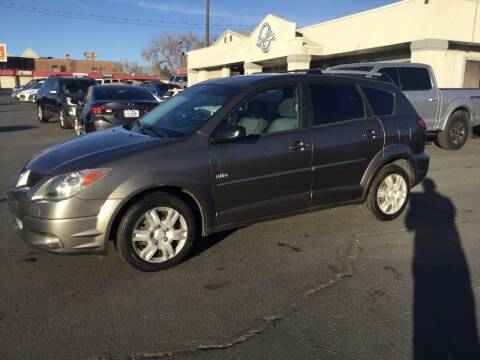 2003 Pontiac Vibe for sale at Beutler Auto Sales in Clearfield UT