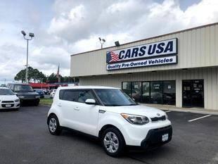 2015 Kia Soul for sale at Cars USA in Virginia Beach VA