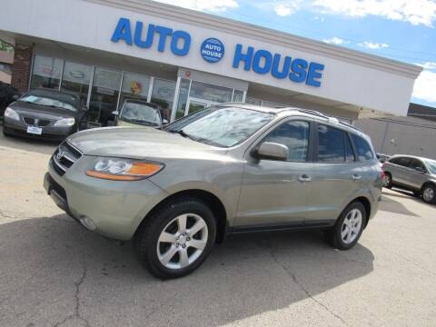 2008 Hyundai Santa Fe for sale at Auto House Motors in Downers Grove IL