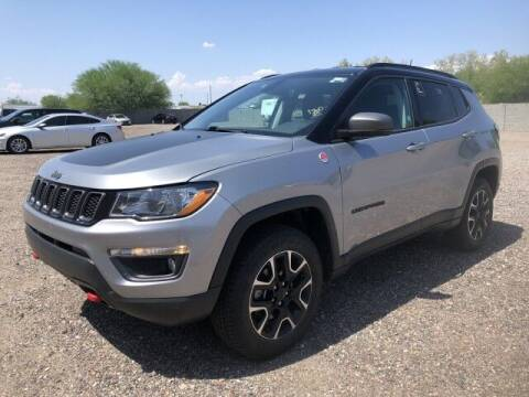 2020 Jeep Compass for sale at Curry's Cars Powered by Autohouse - AUTO HOUSE PHOENIX in Peoria AZ