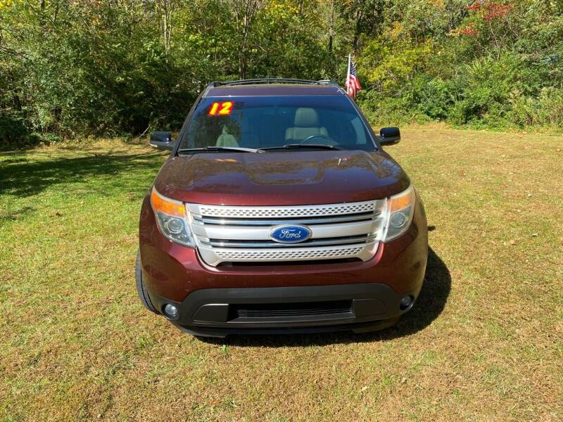 2012 Ford Explorer for sale at Midtown Motors in Greenbrier TN