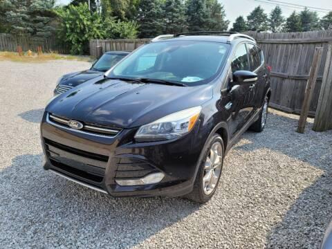 2013 Ford Escape for sale at DANVILLE AUTO SALES in Danville IN