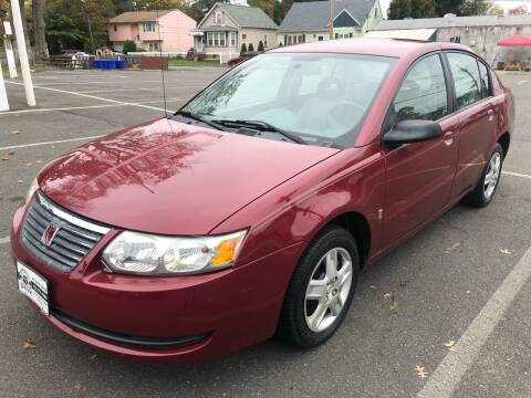 2006 Saturn Ion for sale at EZ Auto Sales , Inc in Edison NJ