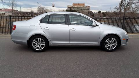 2007 Volkswagen Jetta for sale at Macks Auto Sales LLC in Arvada CO
