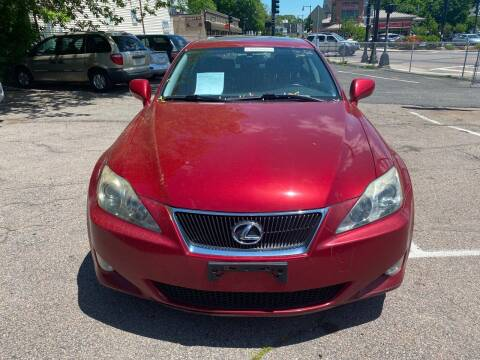 2008 Lexus IS 250 for sale at Polonia Auto Sales and Service in Hyde Park MA