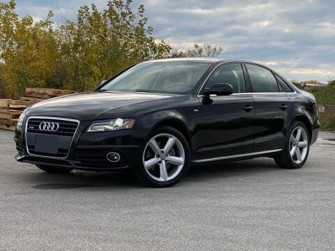 2012 Audi A4 for sale at Schaumburg Motor Cars in Schaumburg IL