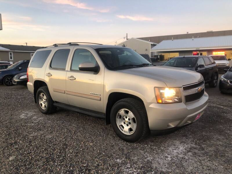 2007 Chevrolet Tahoe for sale at Mikes Auto Inc in Grand Junction CO