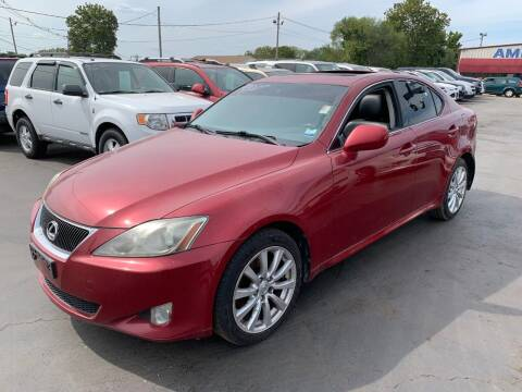 2006 Lexus IS 250 for sale at American Motors Inc. - Cahokia in Cahokia IL