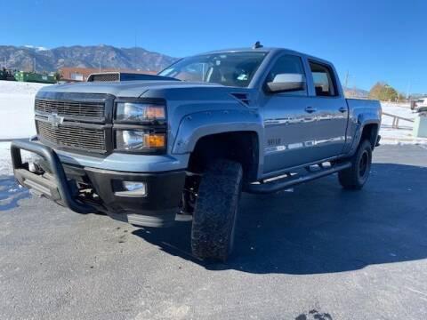 2015 Chevrolet Silverado 1500 for sale at Lakeside Auto Brokers Inc. in Colorado Springs CO