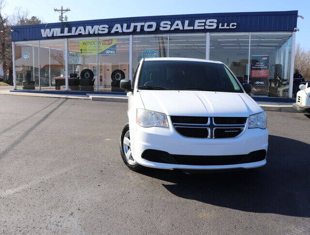 2013 Dodge Grand Caravan for sale at Williams Auto Sales, LLC in Cookeville TN