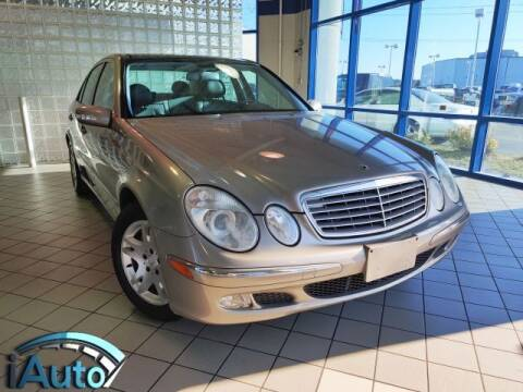 2003 Mercedes-Benz E-Class for sale at iAuto in Cincinnati OH