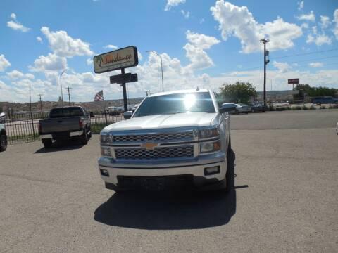 2015 Chevrolet Silverado 1500 for sale at Sundance Motors in Gallup NM