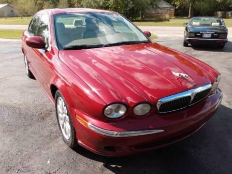 2002 Jaguar X-Type for sale at Classic Car Deals in Cadillac MI