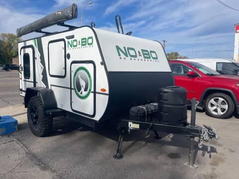 2019 Forest River No Boundaries Camper