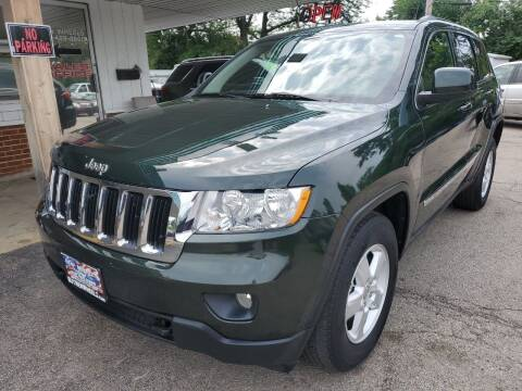 2011 Jeep Grand Cherokee for sale at New Wheels in Glendale Heights IL