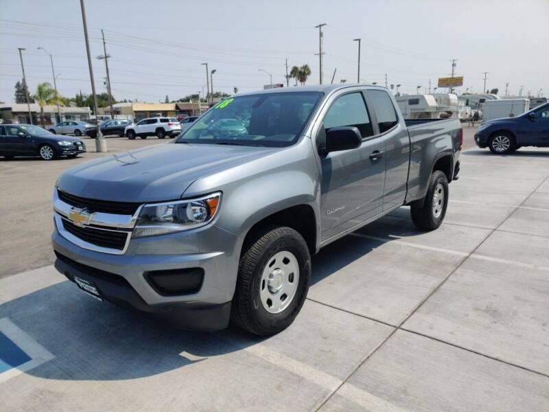 2018 Chevrolet Colorado for sale at California Motors in Lodi CA