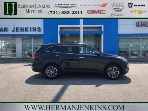 2018 Hyundai Santa Fe for sale at Herman Jenkins Used Cars in Union City TN