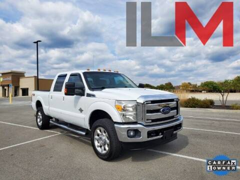 2014 Ford F-350 Super Duty for sale at INDY LUXURY MOTORSPORTS in Fishers IN
