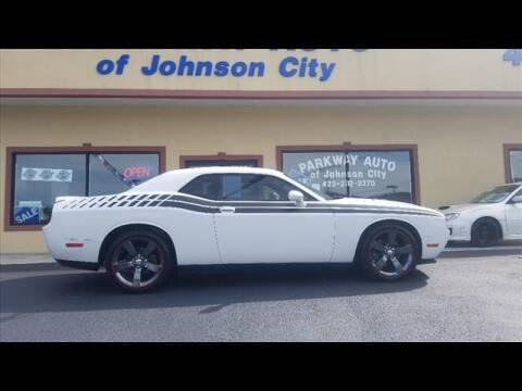 2013 Dodge Challenger for sale at PARKWAY AUTO SALES OF BRISTOL - PARKWAY AUTO JOHNSON CITY in Johnson City TN