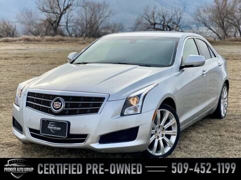 2014 Cadillac ATS for sale at Premier Auto Group in Union Gap WA