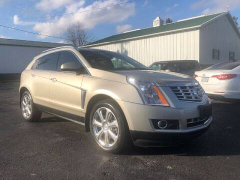 2015 Cadillac SRX for sale at Tip Top Auto North in Tipp City OH