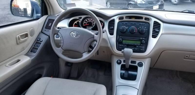2006 Toyota Highlander Hybrid AWD 4dr SUV - Roxbury MA