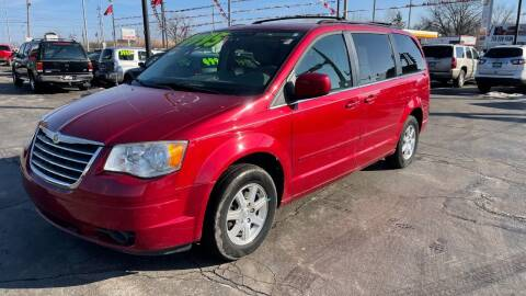 2008 Chrysler Town and Country for sale at ROUTE 6 AUTOMAX - THE AUTO EXCHANGE in Harvey IL