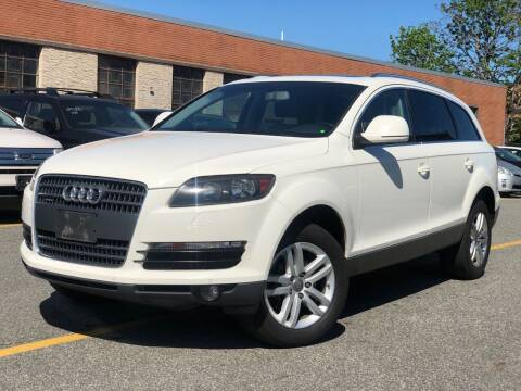 2009 Audi Q7 for sale at MAGIC AUTO SALES - Magic Auto Prestige in South Hackensack NJ