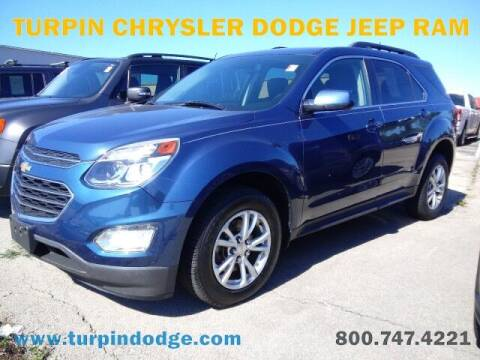 2016 Chevrolet Equinox for sale at Turpin Dodge Chrysler Jeep Ram in Dubuque IA