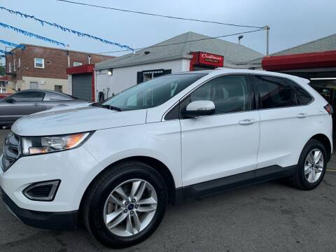 2015 Ford Edge for sale at PELHAM USED CARS & AUTOMOTIVE CENTER in Bronx NY