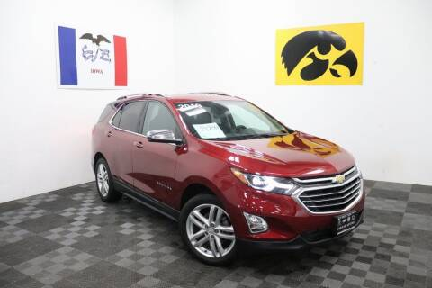 2019 Chevrolet Equinox for sale at Carousel Auto Group in Iowa City IA