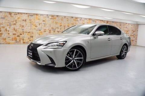 2017 Lexus GS 350 for sale at Jerry's Buick GMC in Weatherford TX