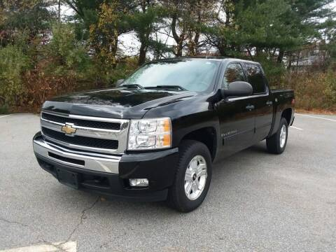 2009 Chevrolet Silverado 1500 for sale at Westford Auto Sales in Westford MA