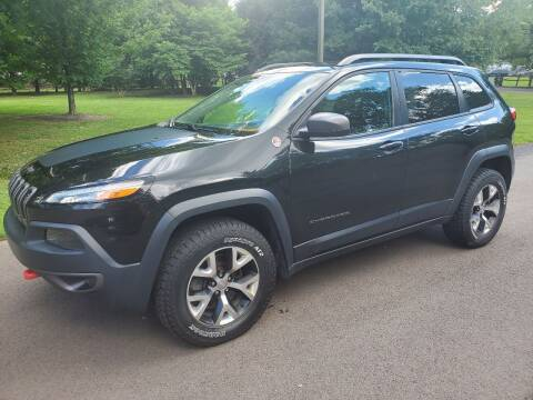 2016 Jeep Cherokee for sale at Smith's Cars in Elizabethton TN