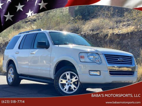 2010 Ford Explorer for sale at Baba's Motorsports, LLC in Phoenix AZ