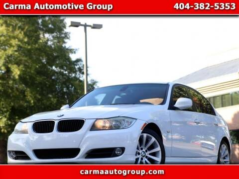2011 BMW 3 Series for sale at Carma Auto Group in Duluth GA