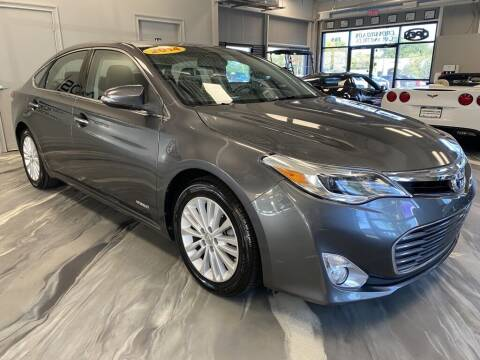 2014 Toyota Avalon Hybrid for sale at Crossroads Car & Truck in Milford OH