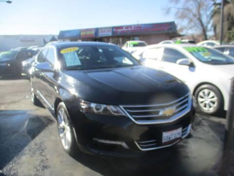 2018 Chevrolet Impala for sale at Quick Auto Sales in Modesto CA