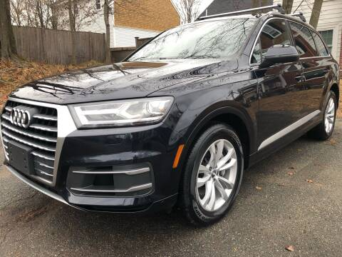 2017 Audi Q7 for sale at Beverly Farms Motors in Beverly MA