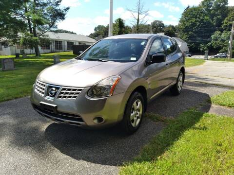 2009 Nissan Rogue for sale at Cammisa's Garage Inc in Shelton CT