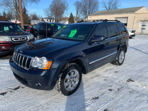2009 Jeep Grand Cherokee for sale at PAPERLAND MOTORS in Green Bay WI