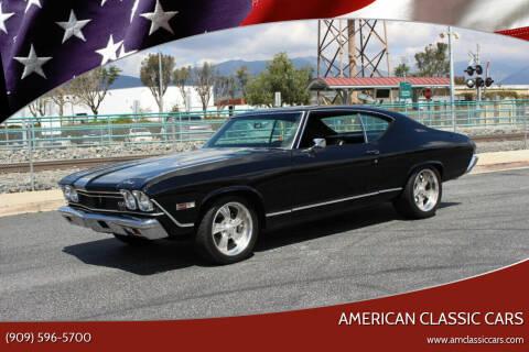 1968 Chevrolet Chevelle for sale at American Classic Cars in La Verne CA