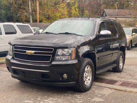2009 Chevrolet Tahoe for sale at AMA Auto Sales LLC in Ringwood NJ