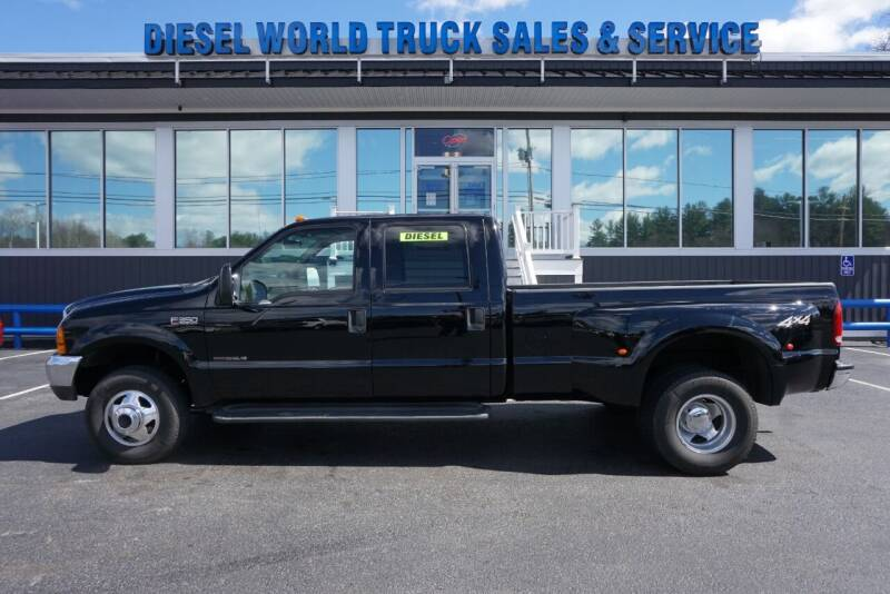 2000 Ford F-350 Super Duty for sale at Diesel World Truck Sales in Plaistow NH